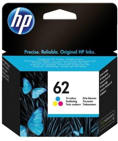 Inktcartridge HP C2P06AE 62 kleur