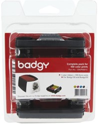 Kaartprinter Badgy 200 kleurencartridge