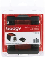 Kaartprinter Badgy 200 cartridge zwart