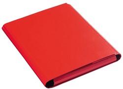 Presentatiemap Klapr A4 25mm rood