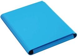 Presentatiemap Klapr A4 25mm lichtblauw