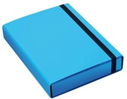Elasto-opbergbox Klapr 50mm lichtblauw
