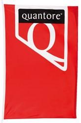 Vlag huismerkvlag Quantore 100x150cm