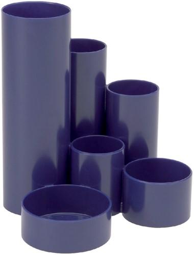 Pennenkoker MAUL Tubo blauw
