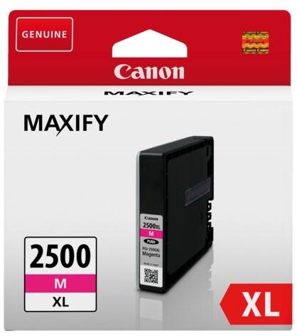 Inktcartridge Canon PGI-2500XL rood HC