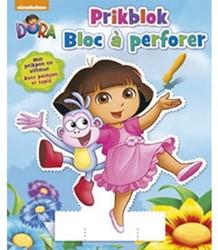 Prikblok Deltas  Dora