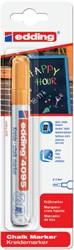 Krijtstift edding 4095 rond blauw 2-3mm  blister