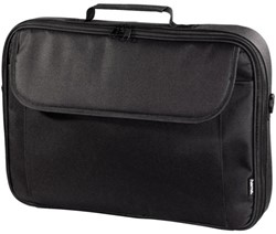 """Laptoptas Hama Montego Tot 40cm 15.6"""" zwart"""
