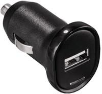 OPLADER AUTO HAMA PICCO 12V USB ZWART 1 STUK