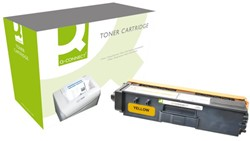 Tonercartridge Q-Connect Brother TN-328 geel