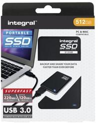HARDDISK INTEGRAL SSD 3.0 512GB 1 STUK
