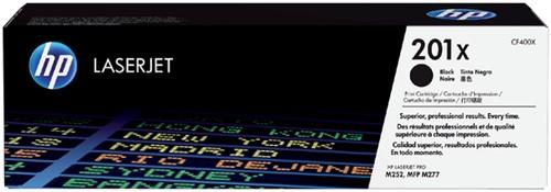 Tonercartridge HP CF400X 201X zwart HC