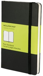 Notitieboek Moleskine blanco pocket 90x140mm