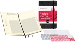 Passion Journal Moleskine recepten 130x210mm