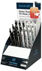Schneider stylus balpen Epsilon Touch 18 stuks assorti