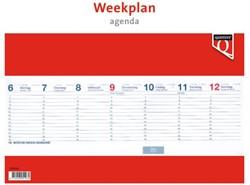 Weekplanagenda 2018 Quantore