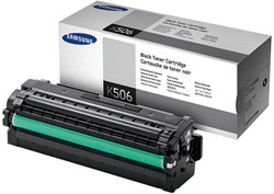Tonercartridge Samsung CLT-K506L HC zwart