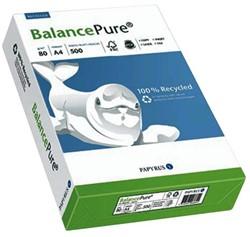 Kopieerpapier Balance Pure A4 80gr wit 500vel