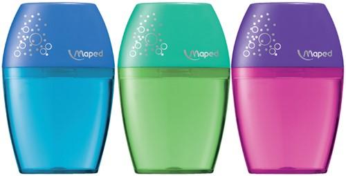 Puntenslijper Maped Shaker 1gaats assorti
