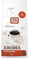 KOFFIE FAIR TRADE ORIGINAL AROMA SNELFILTER 1000GR 1 ZAK