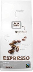 KOFFIE FAIR TRADE ORIGINAL ESPRESSO BONEN 1000 GRAM