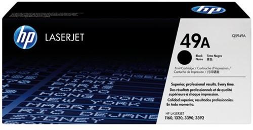 Tonercartridge HP Q5949A 49A zwart