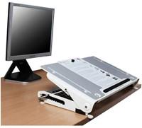 Ergonomische documentenhouder R-Go Tools U Slope Pro-5