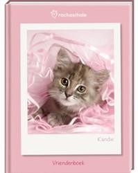 Vriendenboek Rachael Hale kat