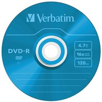 DVD-R Verbatim 4,7GB 16X Colour 5stuks-4