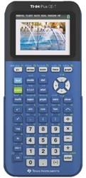 Rekenmachine TI-84 Plus CE-T blauw
