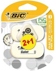 Gum Bic Galet 2+1 gratis