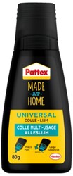 Hobbylijm Pattex flacon 80gram op blister