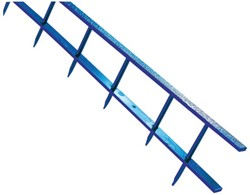 Velobindstrip Velobind S2 10-pins 25mm blauw