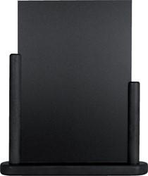 Krijtbord Securit 21x28x7cm zwart hout