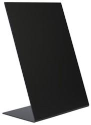 Krijtbord Securit A5 L-bord vertikaal