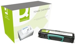 Tonercartridge Q-Connect Lexmark X264H21G zwart
