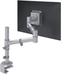 monitorarm Dataflex Viewgo 122 met bureauklem grijs