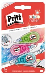 Correctieroller Pritt Micro 5mm 2+1 gratis