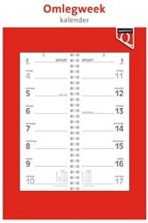 Weekomlegkalender 2018 Quantore
