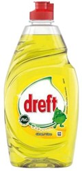 Afwasmiddel Dreft Lemon 400ml