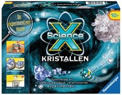 Experimenteerdoos Ravensburger ScienceX kristallen