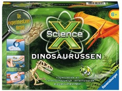 Experimenteerdoos Ravensburger ScienceX dinosaurussen