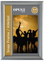 Kliklijst Opus2 A4 25mm