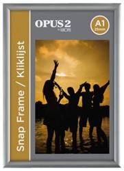 Kliklijst OPUS 2 A1 25mm