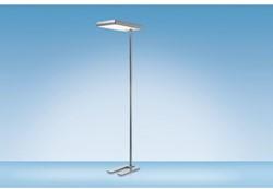 Vloerlamp Hansa led Maxlight aluminium
