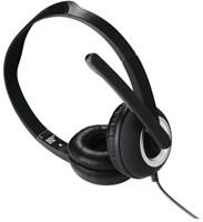 Hoofdtelefoon Hama HS300 On Ear zwart-1