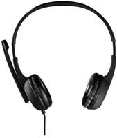 Hoofdtelefoon Hama HS300 On Ear zwart-4