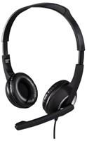 Hoofdtelefoon Hama HS300 On Ear zwart-2