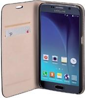 Hoes Hama Booklet Slim voor Galaxy S6 donkergrijs-3