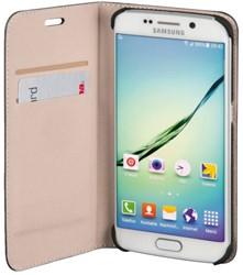 Hoes Hama Booklet Slim voor Galaxy S7 Edge zwart